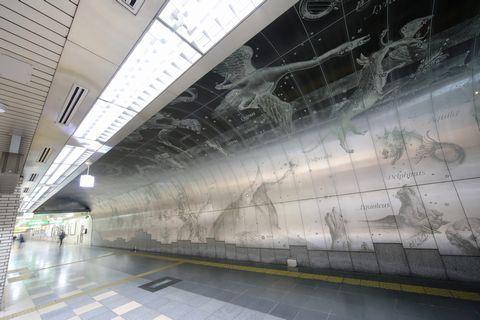 仙台市地下鉄南北線広瀬通駅